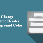 How to Change Header Background Color of Genesis theme in wordpress