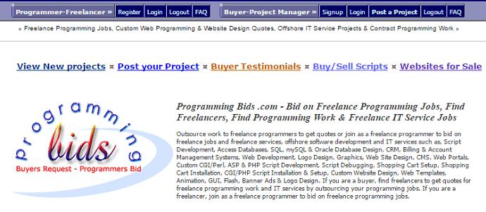 programmingbids