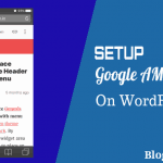 How to Setup Google AMP for WordPress Within 1 Minute
