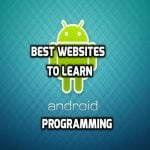 5 Best Free Websites to Learn android app development