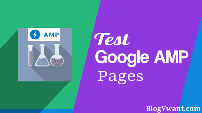 test google amp