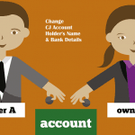3 Steps to Change CJ Account Holder's Name To Get Payment In New Bank Account
