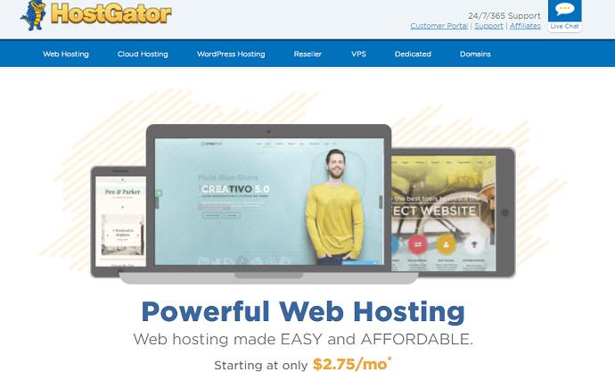 Hostgator a Best web hosting service