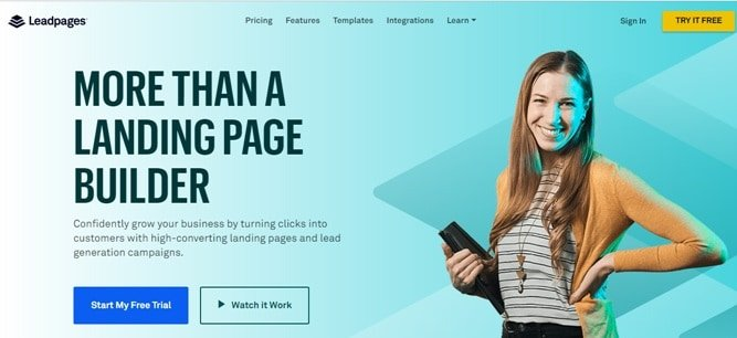 Not known Facts About Leadpages Welcome Gate
