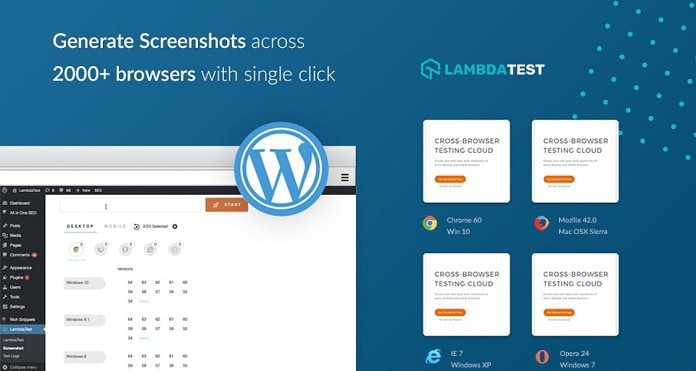 LambdaTest WordPress Plugin Review: Test Your Website On